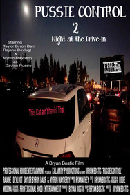 Pussie Control 2: Night at the Drive-In
