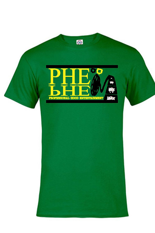 PHE International Edition Men's Crew Neck T-shirt