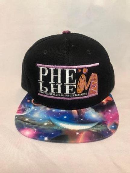 PHE Snap Back Hat- Space Brim 2