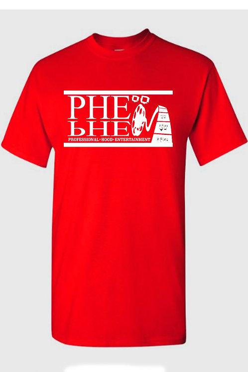 PHE International Edition Men's Crew Neck T-shirt