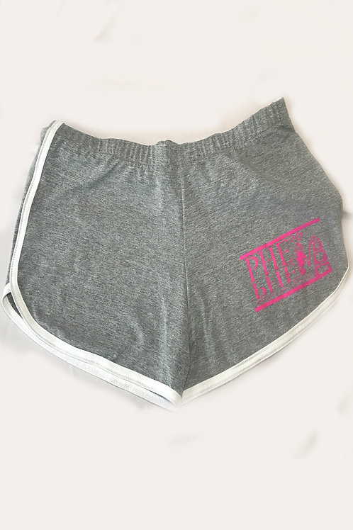PHE Women's Stretch Casual Shorts - Pink Kiss