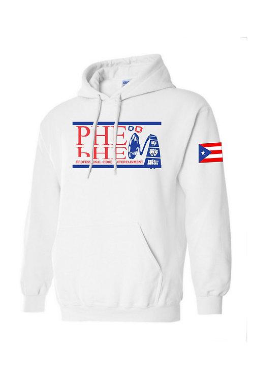 PHE World Hoodie Puerto Rico