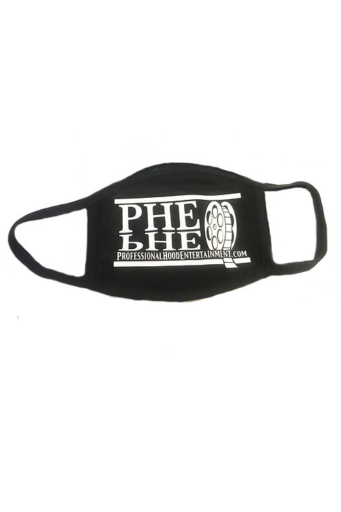 PHE Face Mask- White Logo