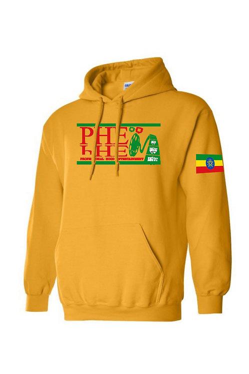 PHE World Hoodie Ethiopia