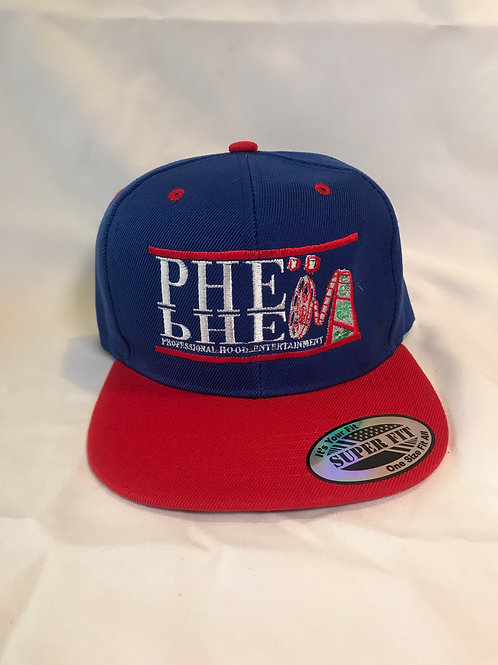 PHE International Edition Snap Back Hats