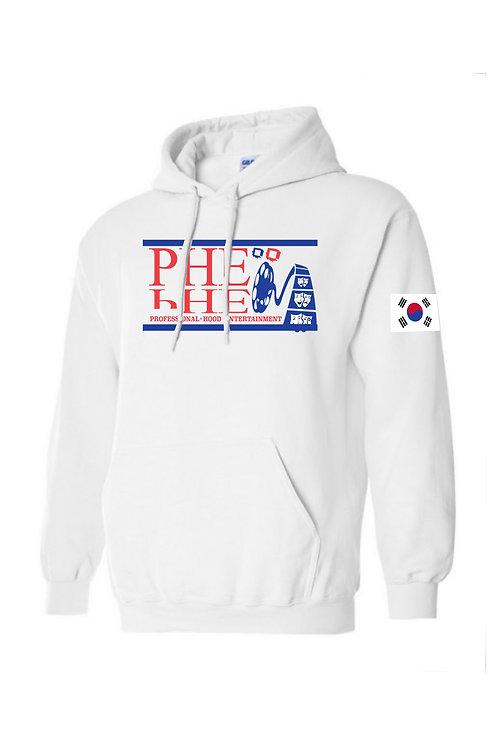 PHE World Hoodie South Korea
