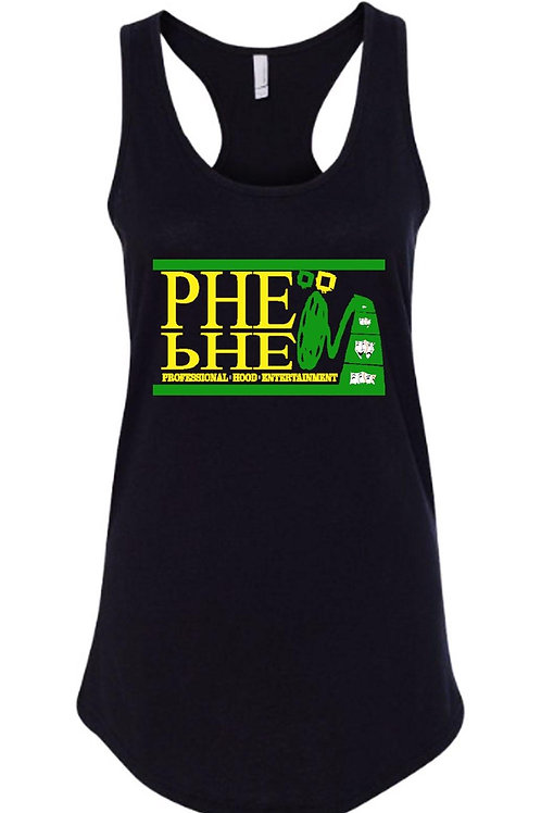 PHE International Edition Women's Spaghetti Strap Tank Top