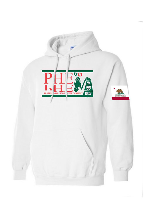 PHE State of Mind Hoodie California