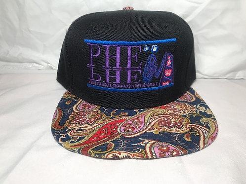 PHE Snap Back Hat Colorful Brim