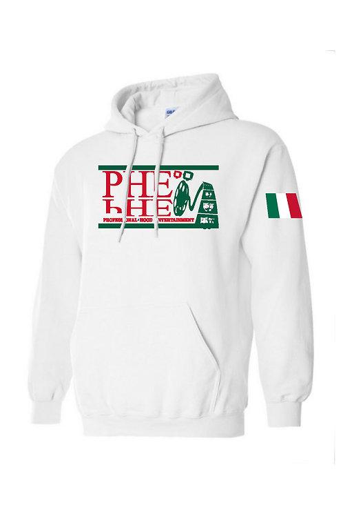 PHE World Hoodie Italy
