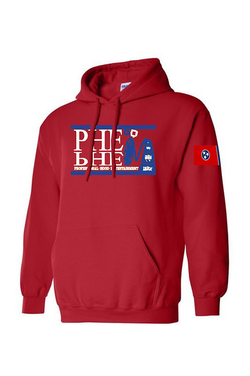 PHE State of Mind Hoodie Tennessee