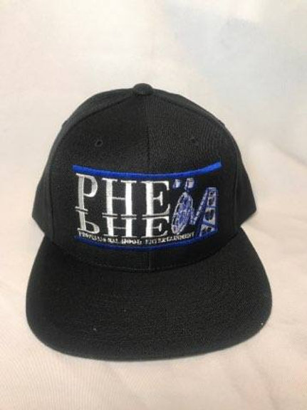PHE Snap Back Hat- Code Blue Edition