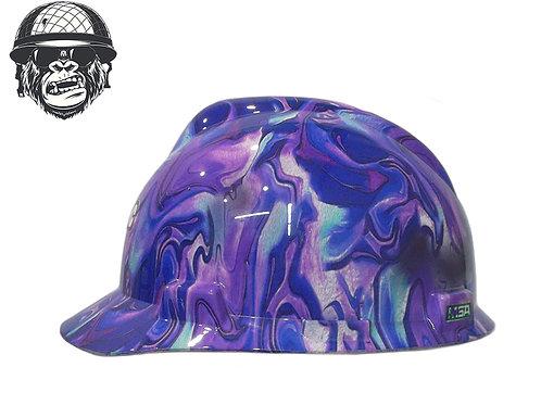 Paint Swirl Cap