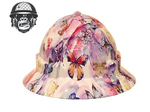 Pastel Butterfly Wide