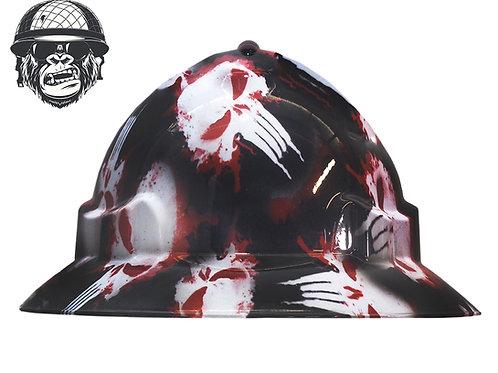 Bloody Skulls Wide