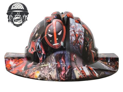 Deadpool Comic Broadbrim