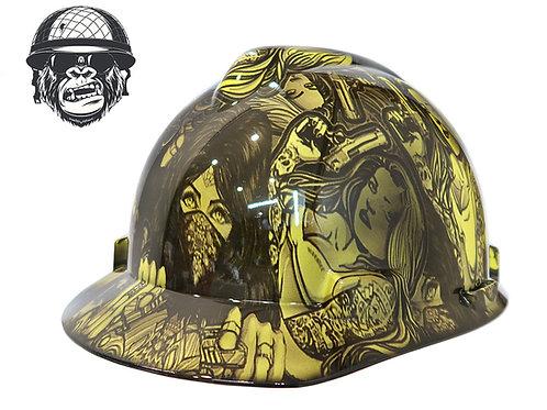 Gangsta Yellow Cap