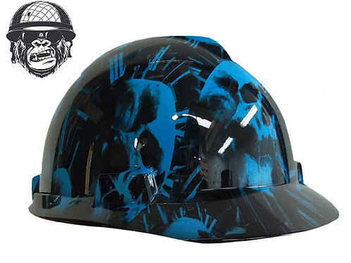 Fury Blue Cap
