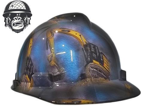 Excavator Cap