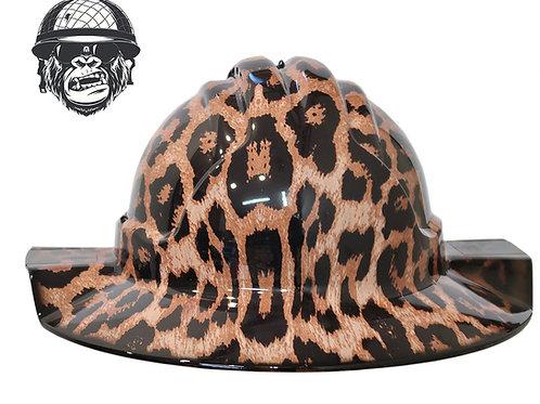 Leopard Print Broadbrim