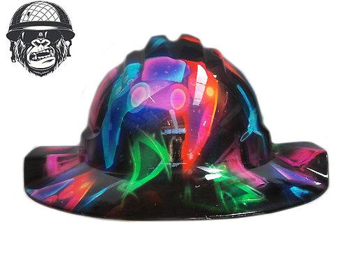Neon Gamer Broadbrim