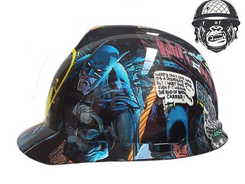Batman Comic Cap
