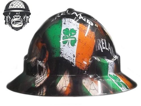 Ireland Skulls Wide