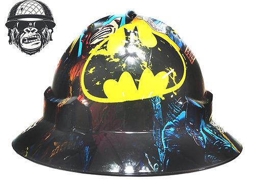 Batman Comic Wide