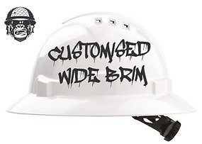 Customise Your Own Wide Brim