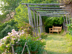 Silence in the Garden