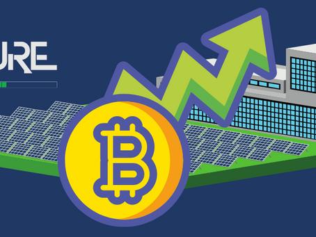 Energia Solar e Bitcoin. O futuro está a um passo!