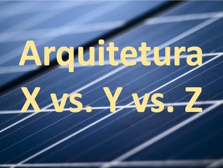 Qual arquitetura fotovoltaica conectada à rede elétrica é a melhor?