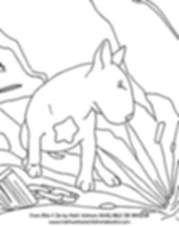 bull terrier gift