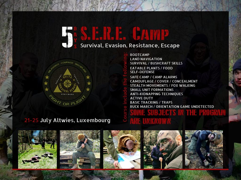 S.E.R.E. Camp (Extended)
