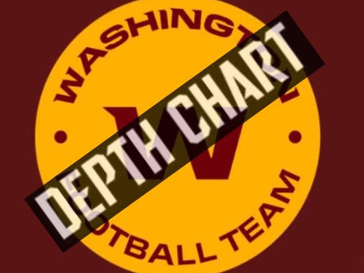 WFT Depth Chart: Versatility vs. Inability
