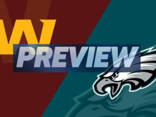 Philadelphia @ Washington Preview/Prediction