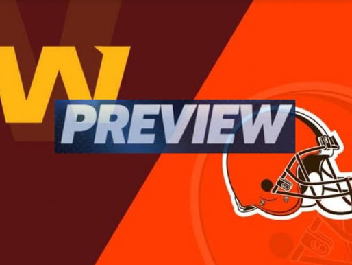 WSH @ CLE - Preview/Prediction