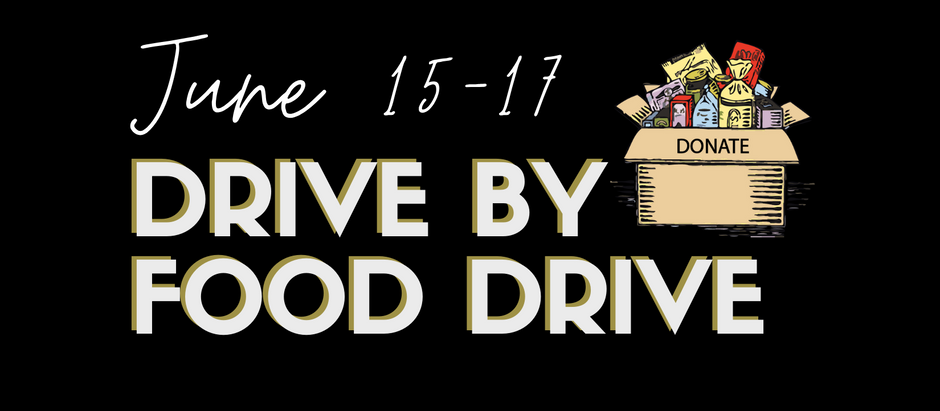 Food Drive for Local PUSD Families