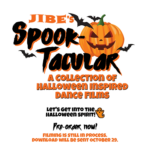 Jibe's Spook-tacular: A Collection of Halloween Inspired Dance Films