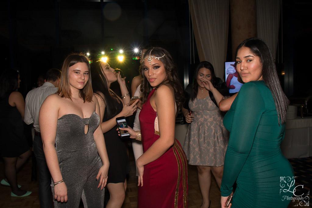 Nina's Sweet 16 Party-0376