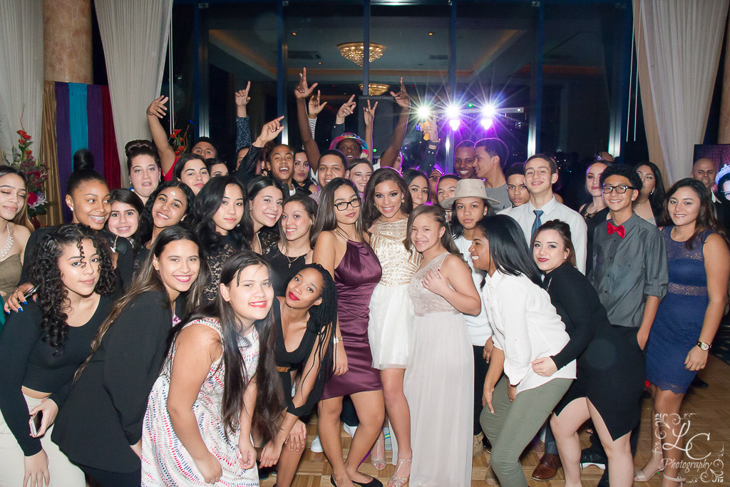 Nina's Sweet 16 Party-1001
