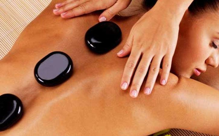 Roman Rock massage