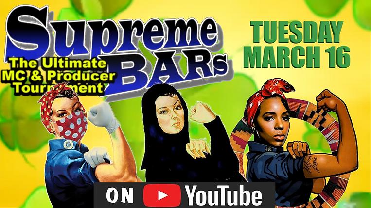 march women supreme bars
