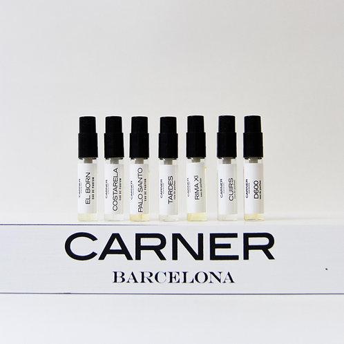 Carner Barcelona- Discovery Set