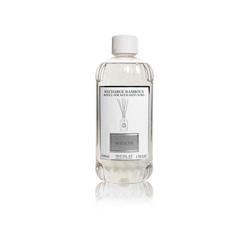 Nicolaï- Musc Blanc Diffuser Refill