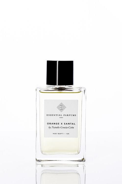 Essential Perfumes- Orange Santal