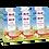 Thumbnail: Organic Milk Pap Fine Fruits 250g