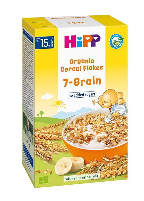 Organic Cereal Flakes 7 Grain