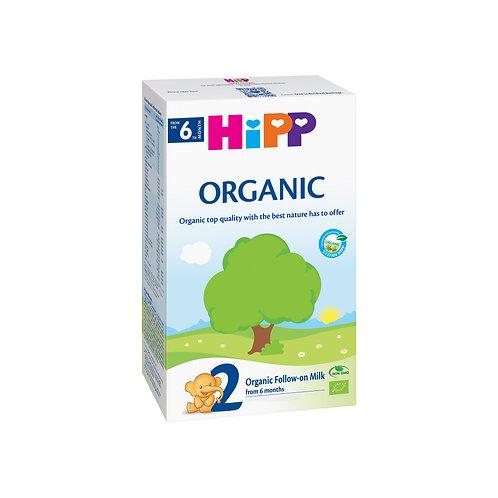 HiPP Organic Follow On Milk Stage 2