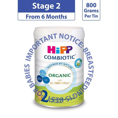 HiPP Combiotic Organic Follow-on Milk 2 800g